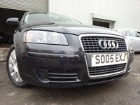 💥05 AUDI A3 SPECIAL EDITION 1.6,MOT AUG 017,PART HISTORY,2 KEY,2 OWNER,GREATEXAMPLE,DRIVES SUPERB💥