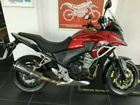 Honda CB500 X-AD ABS 2013