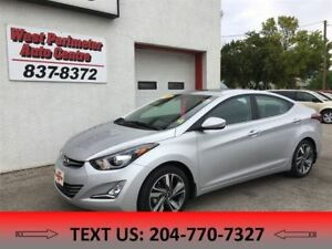 2014 Hyundai Elantra Limited Tech