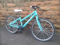 "New Dawes Paris LT Lightweight 24"" Girls Kids Bike - RRP £269.99"