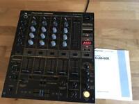 Pioneer DJM 600 Professional DJ Mixer - Very good condition