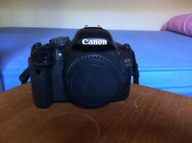 Canon 500D + Accessories (Very Low Use)