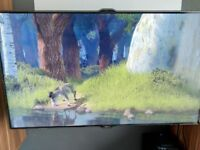 """46"""" Samsung UE46ES7000 FHD Voice/gesture control perfect for kids. Faulty!"""