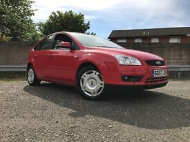 Ford Focus Style Full Years Mot No Advisorys Low Miles Immaculate Condition Drives Great Cheap Car !