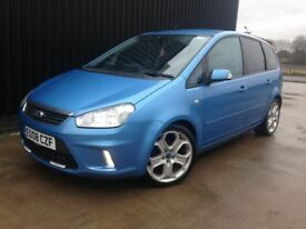 2008 Ford C-Max 1.6 TDCi Titanium Service History 2 Keys 12 Months MOT, Diesel, Finance Available