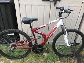 Apollo FS26 Mountain bike 18 gears