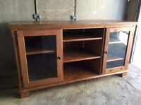 Cabinet / TV stand / storage unit - Ikea - good condition - ��20