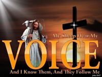 THE VOICE OF SALVATION