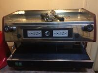 Newly Refurbished LA Pavoni Bar T 2V B Espresso Coffee Machine RRP £5.5k!