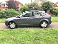 Ford Focus 1.6 LX 5dr LONG MOT, CLEAN IN AND OUT