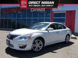 2013 Nissan Altima 3.5 SV SUNROOF IN GREAT CONDITION-ONE OWNER -