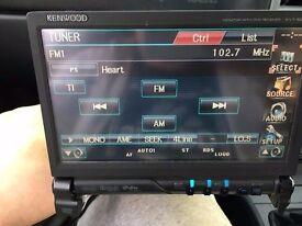 KENWOOD KVT-524DVD
