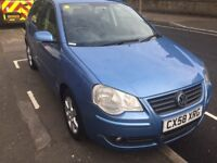 Volkswagen polo 1.4 match MK 4, Full dealer service history and 1 lady owner from new!