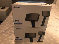 Bose Companion 50 Multimedia Speaker System - Brand New & Boxed