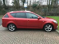 2010 KIA Cee'D 1.6 CRDi 3 Estate 5dr Automatic Diesel Fully HPI Clear @07445775115 @07725982426@