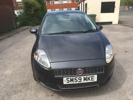 Fiat grande punto 1.4 petrol one former owner full service history new clutch Been fitted