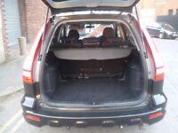 Great looking Gloss Black Honda CR-V ES CDTI,2204 cc 4x4,runs and drives well,grey alloys,great mpg