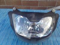 Honda cb 600f front light