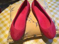 Women's Crocs size 8