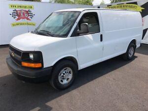 2010 Chevrolet Express Express Cargo Van, Cargo Divider,