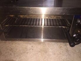 Salamander grill brand new never used
