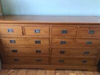 Bedroom furniture set priced for quick sale