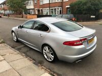 Jaguar XF 3.0TD V6 Auto 2009 Premium Luxury (Premium Sports Package) 12 Months M.O.T