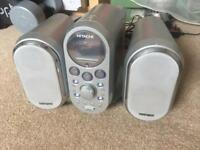 Hitachi stereo hifi cd player