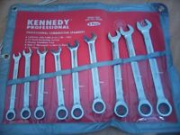 kennedy ratchet spanners