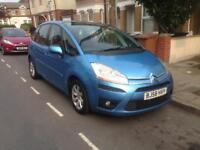 CITREON C4 PICASSO VTR 1.6 HDI 58 PLATE LONG MOT VERY CLEAN CAR £1250