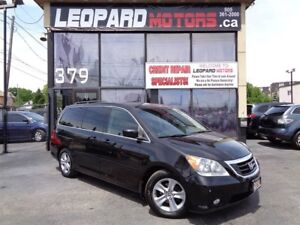 2010 Honda Odyssey Touring,Navigation,Leather,Sunroof*Certified*