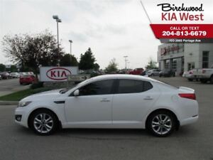 2013 Kia Optima EX *Heated Seats/ Bluetooth/ Back-UP Camera*