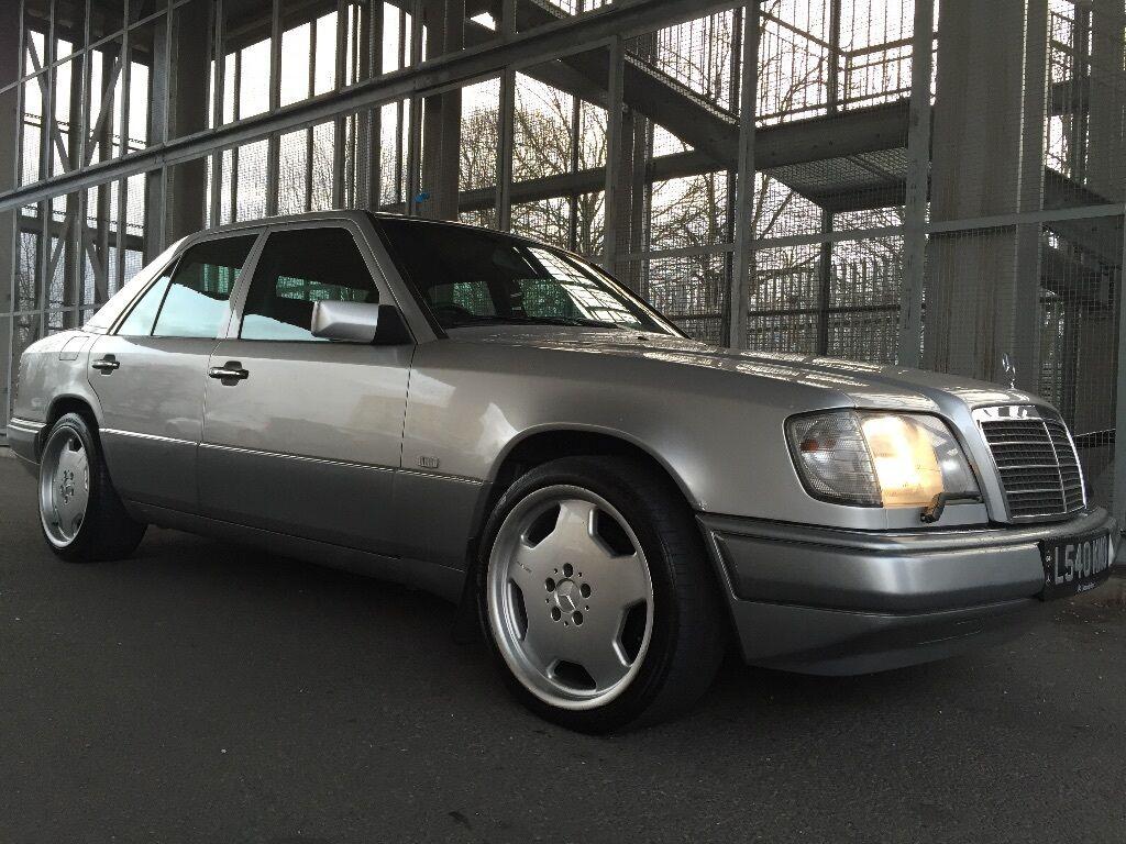 Mercedes e class e220 1994 automatic w124 in romford for Mercedes benz e320 1994
