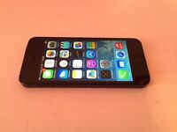 IPHONE 5 - 16GB - FACTORY UNLOCKED TO ALL NETWORKS
