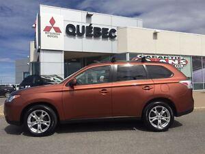 2014 Mitsubishi Outlander ES AWD Prem. Cuir & Toit ouvrant
