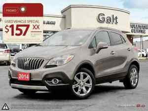 2014 Buick Encore Premium AWD | NAVI | ROOF | LEATHER |