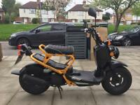 Honda Zoomer NPS50 UK Model EFi Automatic Scooter - '06 VGC with MOT/V5C