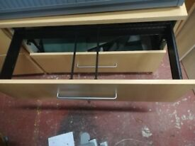Lockable Filing Cabinet