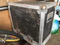 Dj flight storage case box
