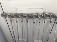 Taylor made supersteel burner irons