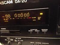Tascam DA20 DAT Recorder