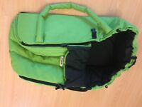 Phil & Teds Soft Baby Pram Carrier Carrycot Cocoon (never used - as new)