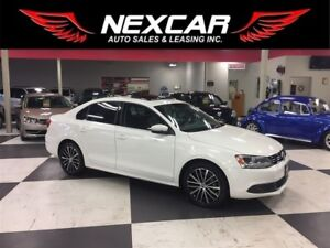 2013 Volkswagen Jetta 2.5L HIGHLINE AUT0 A/C LEATHER SUNROOF 176