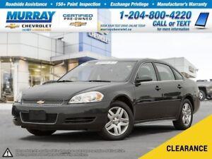 2013 Chevrolet Impala LT *Remote Start, OnStar, Bluetooth*