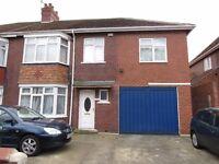 4 Bedroom Semi Detached House, Kirton Avenue, Fenham, NE4 9HH