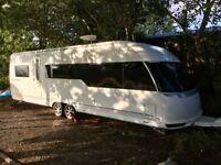 Hobby Premium VIP 700 UK. 2012. £13,500