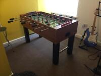 Professional Bar football table