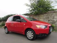 MITSUBISHI COLT 1.1 CZ1 3 DOOR HATCH ONLY 41K LONG MOT STUNNING CONDITION.