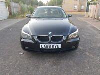 2007 BMW 5 Series 2.0 520d SE 4dr Manual @07445775115