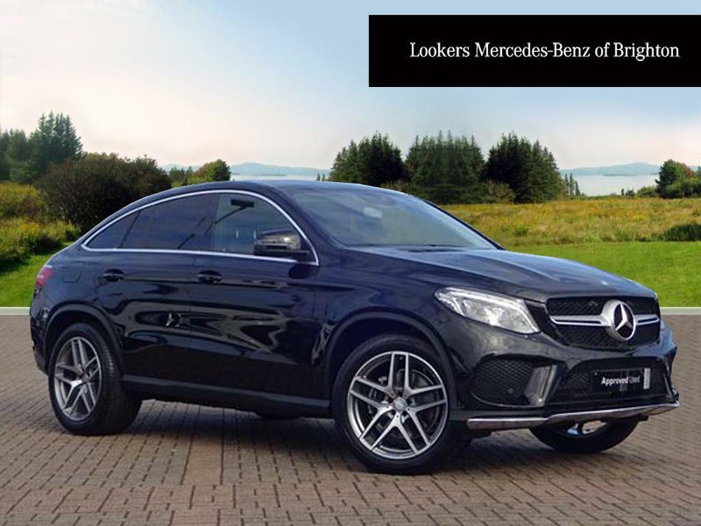 mercedes benz gle class gle 350 d 4matic amg line black. Black Bedroom Furniture Sets. Home Design Ideas